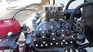 8ba Flathead Ford Engine Iskenderian Super 88 Camshaft