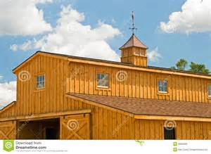 center colonial house plans new farm barn with cupola royalty free stock photo image