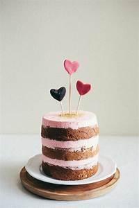 Kuchen Dekorieren Ideen : 42 valentinstag kuchen muffins und kekse die dem fest einen noch s eren geschmack geben ~ Markanthonyermac.com Haus und Dekorationen