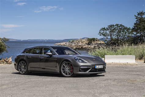 Porsche panamera sport turismo в новом кузове. Porsche Panamera Turbo Sport Turismo Review - GTspirit