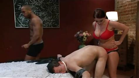 Sophie Dee Dominate And Humiliate Her Husband Best Pegging