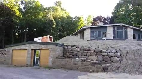 Amazing House With Underground Garage!! Youtube
