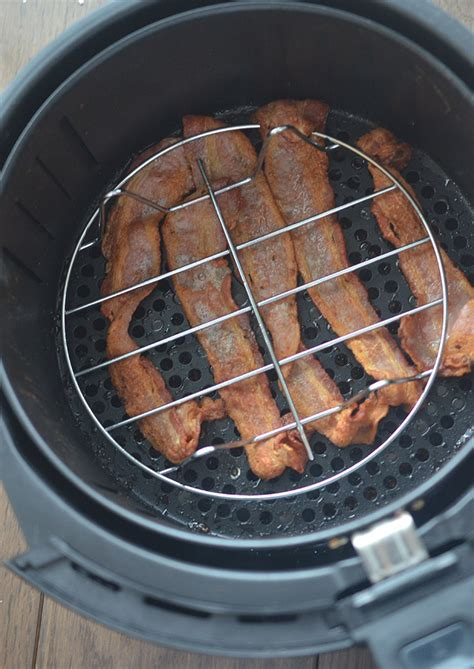 fryer bacon air recipe oven diaries cooked bake kind
