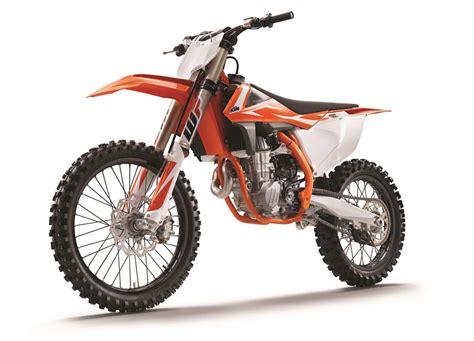 motocross bike models ktm official release 2018 motocross models dirt bike