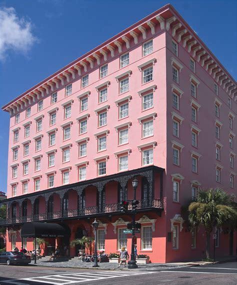 The Mills House Charleston Sc by Charleston