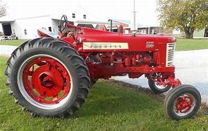 Farmall 350 Diesel Tractor For Sale