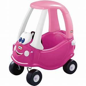 Princess Cozy Coupe  Magenta  - Walmart Com