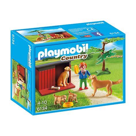 chambre de bébé playmobil playmobil farm golden retrievers 6134 playmobil