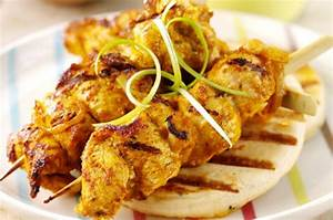Chicken korma kebabs recipe - goodtoknow