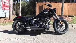 Tacho Harley Davidson Softail : 2016 harley davidson flss softail slim s youtube ~ Jslefanu.com Haus und Dekorationen