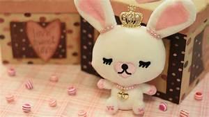 Cute Black Bunny Hd Wallpaper 13 Desktop Background ...