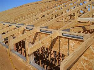 the sifford sojournal a house update xv main roof With 2x4 roof trusses