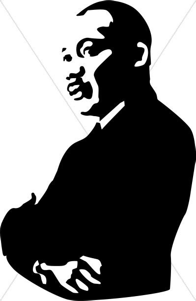 Mlk Clip Mlk Clipart Clipart Collection Martin Luther King Day
