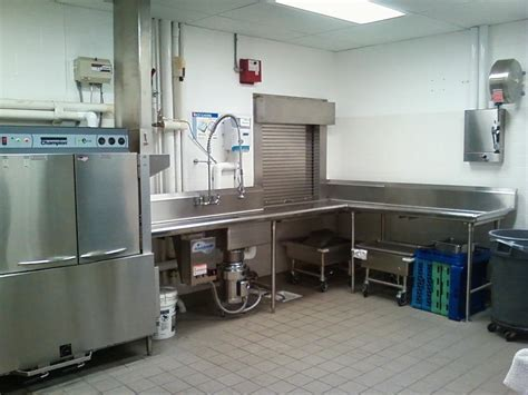 Spencer VanEtten School District new serving line, cooking