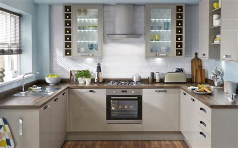 Cream Gloss Kitchens Ideas - howdens joinery kitchens which