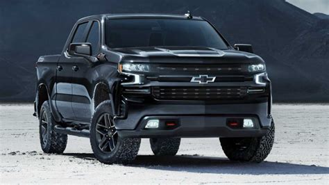 chevrolet silverado arrives   rally  midnight
