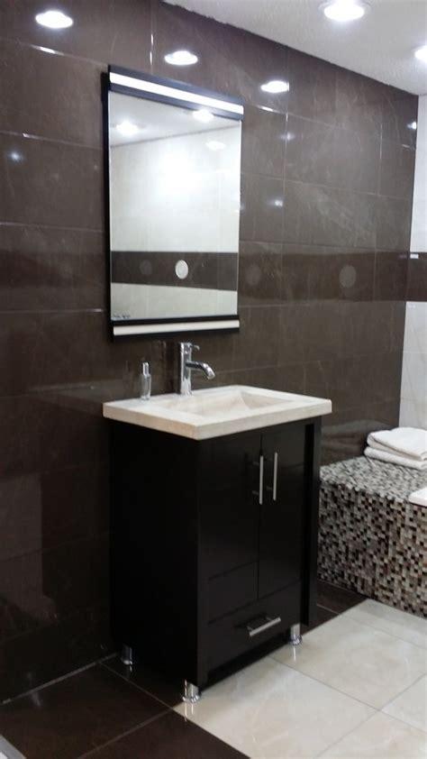 comprar muebles de bano mueble para baño chocolate mdf con lavabo de marmol teresa