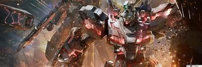 Gundam Monitor Dual Wallpaperaccess Versus Wallpapers