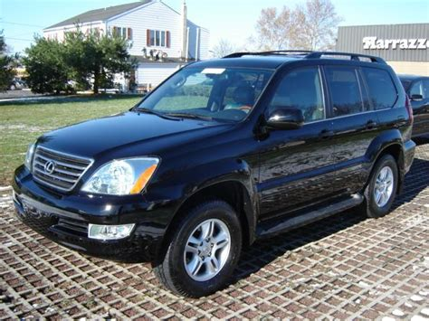 Lexus Gx470 4wd, 2004, Used For Sale