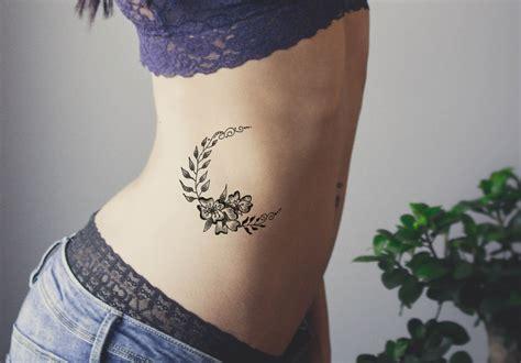 crescent moon tattoo designs tattoos win