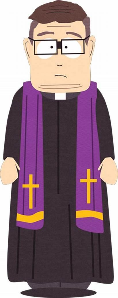 Father Southpark South Park Maxi Transparent Wikia