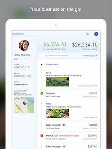 Ipad accounting software 7 apps to manage accounts on for Ipad invoicing quickbooks