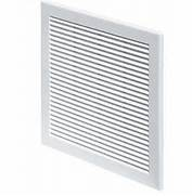 Exterior Wall Exhaust Vent Cover by White Air Vent Grille 250mm X 250mm 10 39 39 X 10 39 39 Ducting Wall