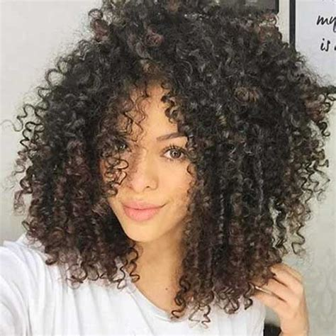 Hairstyles For Curly Hair by 25 Haircuts For Curly Hair Hairstyles