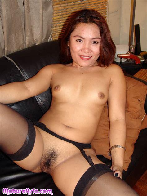 Monika Petite Sexy Asian Milf In Pantyhose Deep Throat