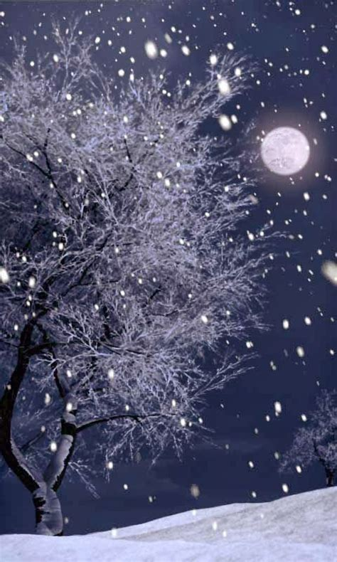 pin  buse ceylan  moon  images winter scenes