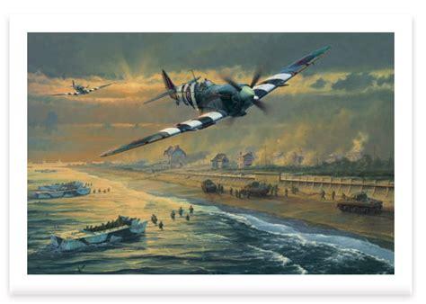 Juno Beach D-day Portfolio By Anthony Saunders
