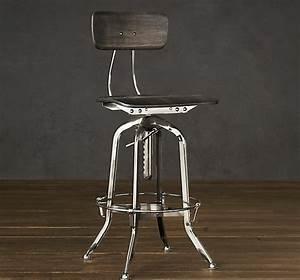 Chaise Haute Industrielle : chaises industrielles designs vintage et modernes ~ Teatrodelosmanantiales.com Idées de Décoration