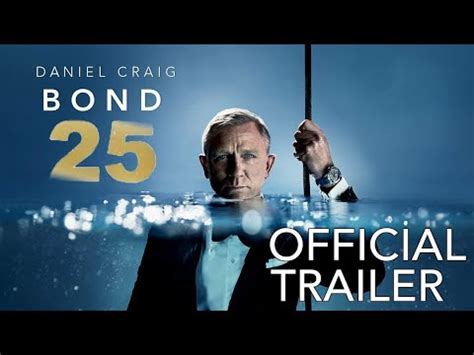 Amazing Move JAMES BOND 007: NO TIME TO DIE Super Bowl ...