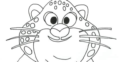 Free Printable Zootopia Coloring Pages