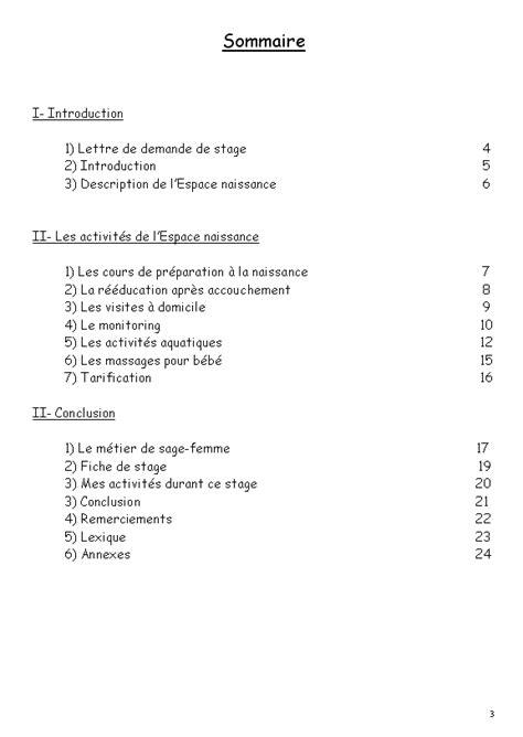rapport de stage 3eme cabinet exemple rapport de stage 3eme sommaire document