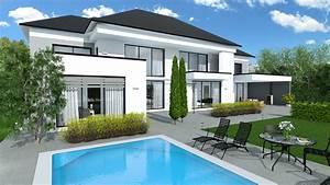 Logiciel 3d Maison : garden planner design remodel exteriors in 3d with ~ Premium-room.com Idées de Décoration