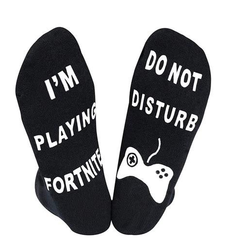 socks disturb fortnite gifts gamer tween teens popsugar gift teen australia tweens plush