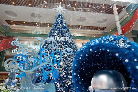 sha tin  town plaza christmas decorations hong kong