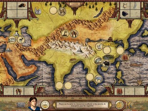 Download game The Travels Of Marco Polo for free - Alawar