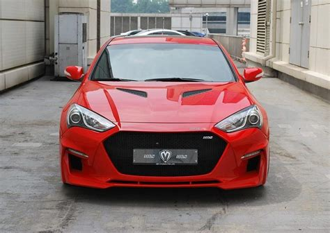 18266 Custom M And Ms Coupon by M S Carart Hyper G Front Bumper Type B 2013 Genesis Coupe