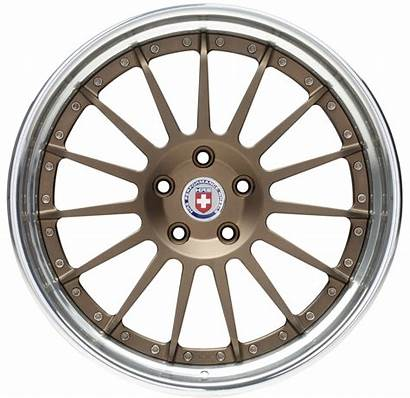 Hre Wheels C109 Face Forged Bronze Polished