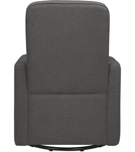 olive swivel glider and ottoman by davinci davinci olive swivel glider ottoman dark grey