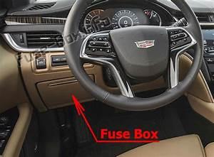 Fuse Box Diagram  U0026gt  Cadillac Xts  2018