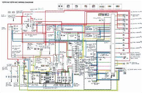 2006 Yamaha Raptor 350 Wiring Diagram by 2001 Yamaha Raptor 660 Wiring Diagram Techteazer