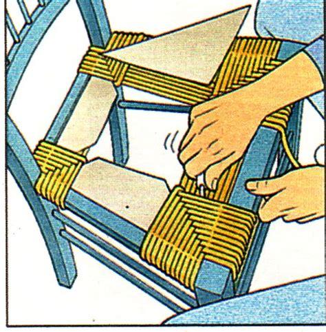 rempailler une chaise