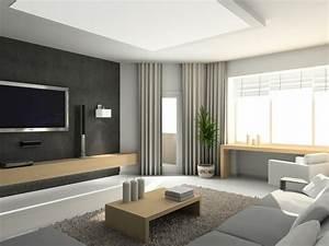 Idees Deco Salon : modele de decoration salon decor on d interieur moderne ~ Melissatoandfro.com Idées de Décoration