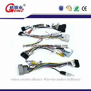 China Wiring Harness Manufacturer Produces Custom Cable