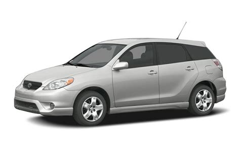 Toyota Matrix 2007 by 2007 Toyota Matrix Information