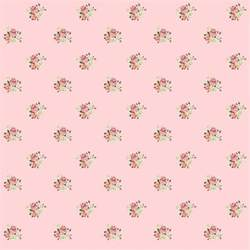 Free Printable Flower Scrapbook Paper