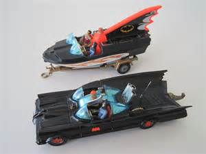 1960 Corgi Batmobile Toys